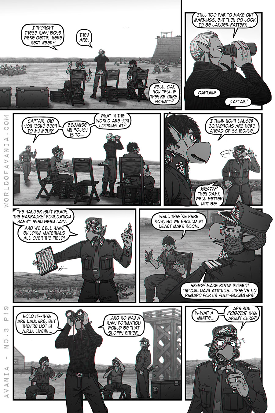 Avania Comic - Issue No.3, Page 19