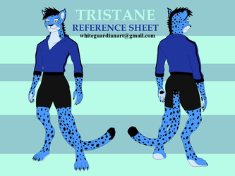 Tristane Reference Sheet