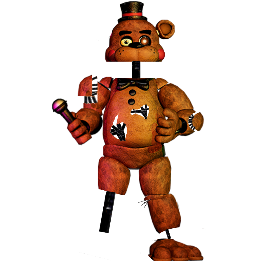 Most recent image: Ignited Freddy