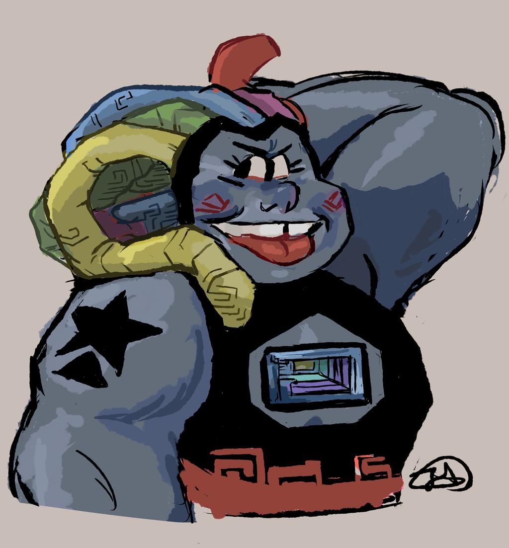 bigmuth