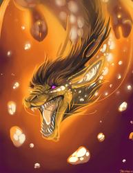 Dragon Warmup 2