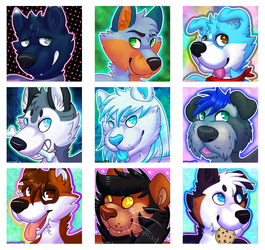 Icon Batch!!