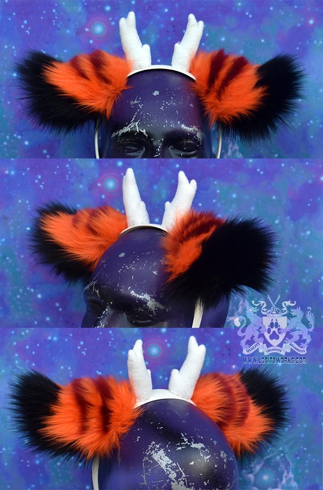 Red Panda/Dragon Ears