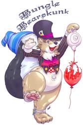CFz2015 badge - Bungle Bearskunk