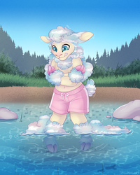 Cold! - Commission