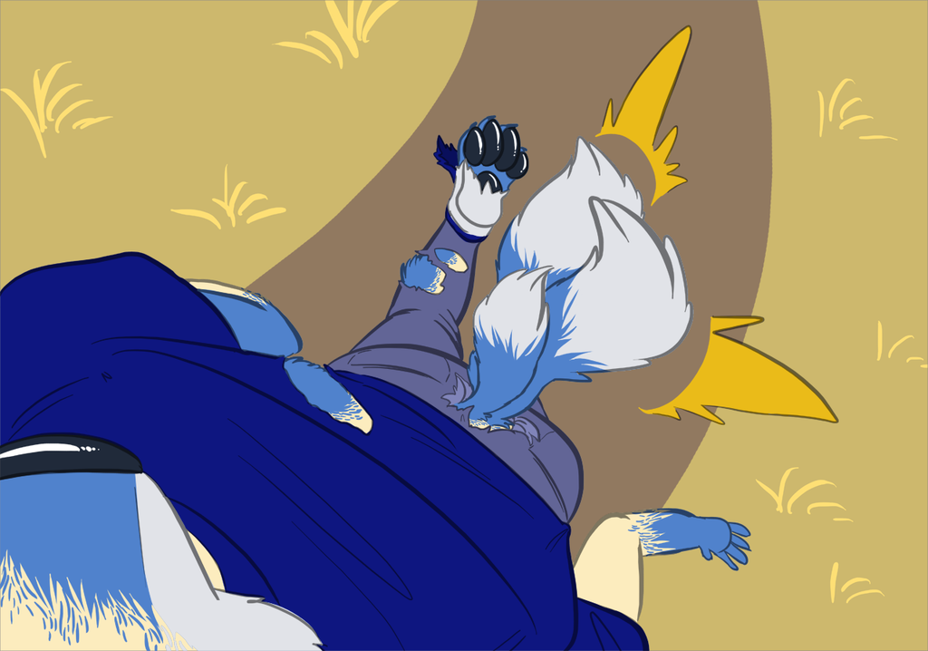 Many tails!
