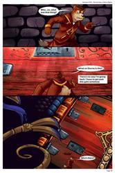 Sanctum Polis - Eternal Days, Endless Nights Page 18