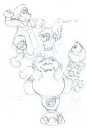 2003: Lift a Tubby