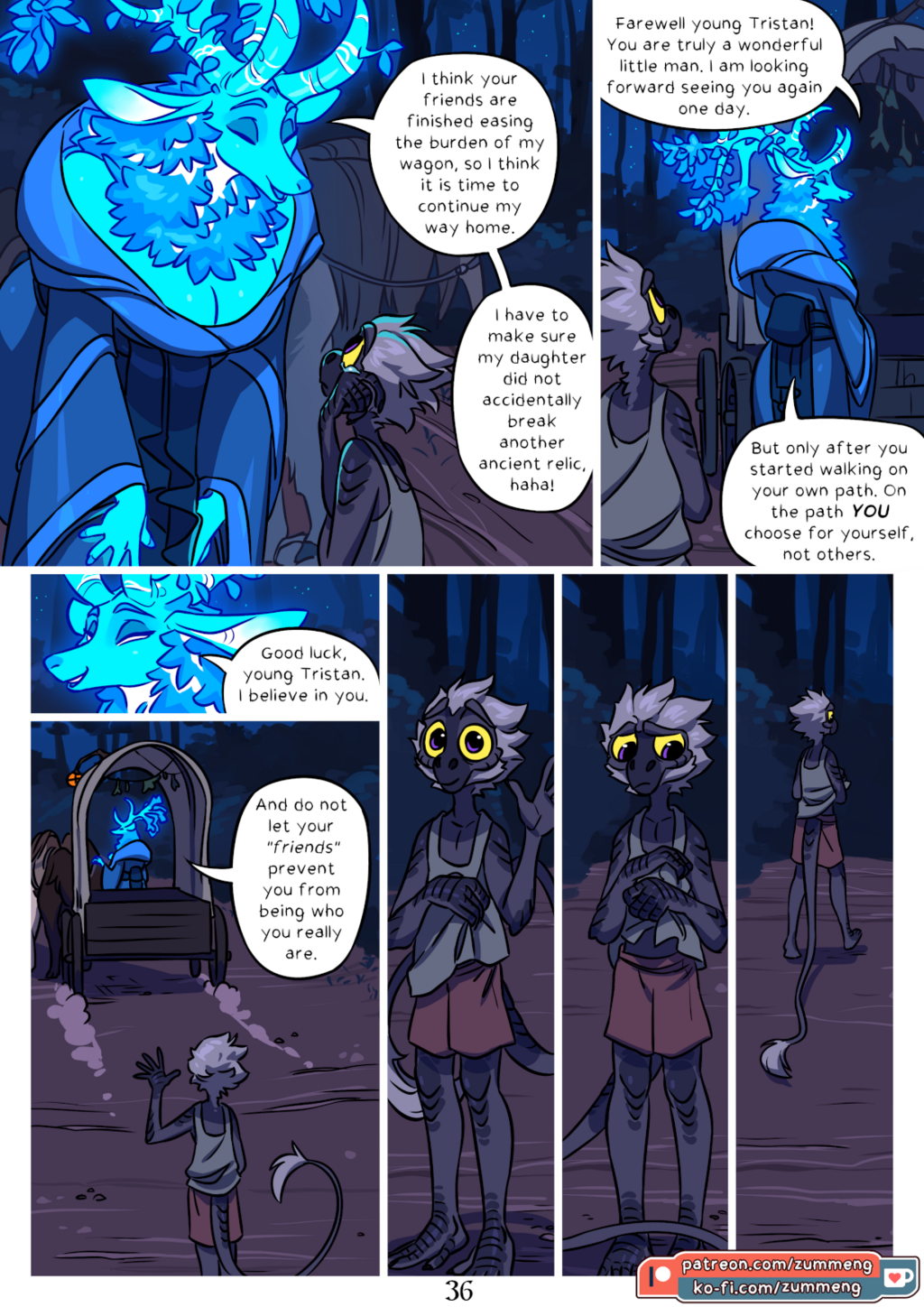 Tree of Life - Book 0 pg. 36.