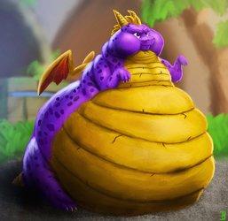 Fat Spyro