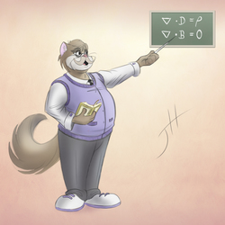 Professor Watts