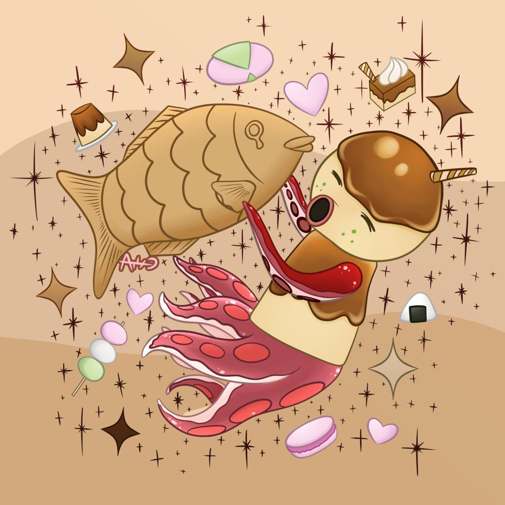 Takoyaki Dreams