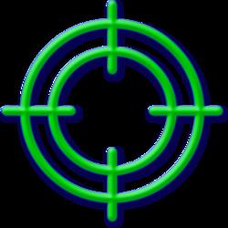 Crosshairs Free Stock