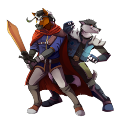 Werewolfeguardian commission