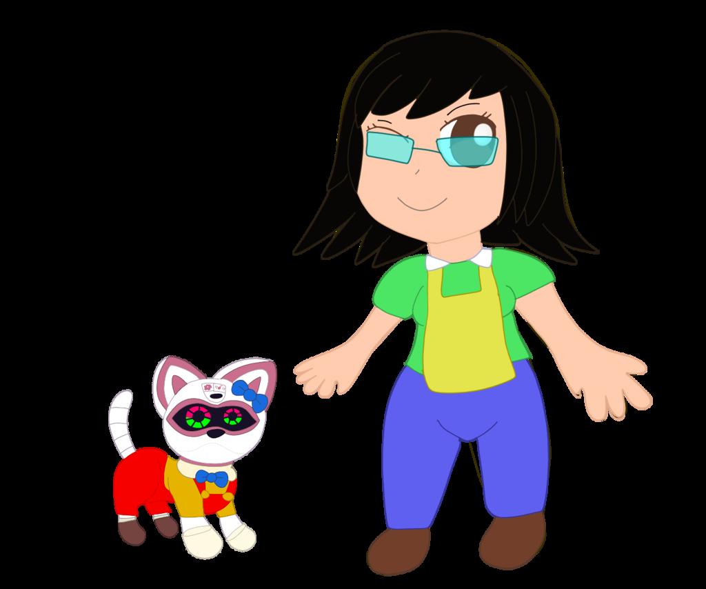 Caroletta and Blairenocchio