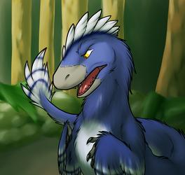 Some Ol' Raptor