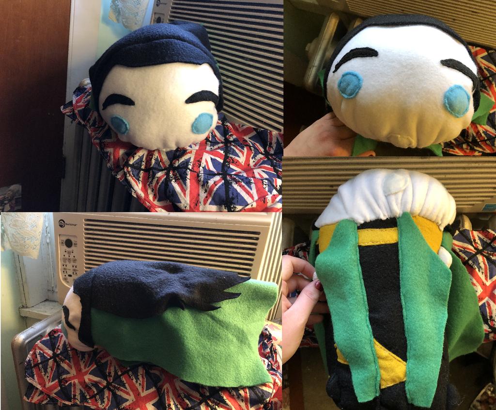 Most recent image: Marvel Loki Medium Tsum Commission for kira-kimura