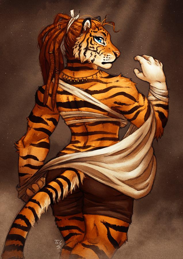 Striped Strength