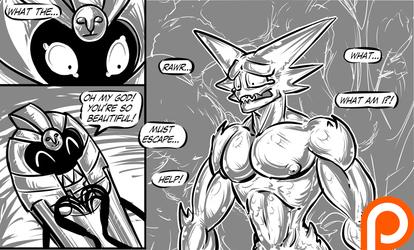 Cofagrigus Revenge - Page 18
