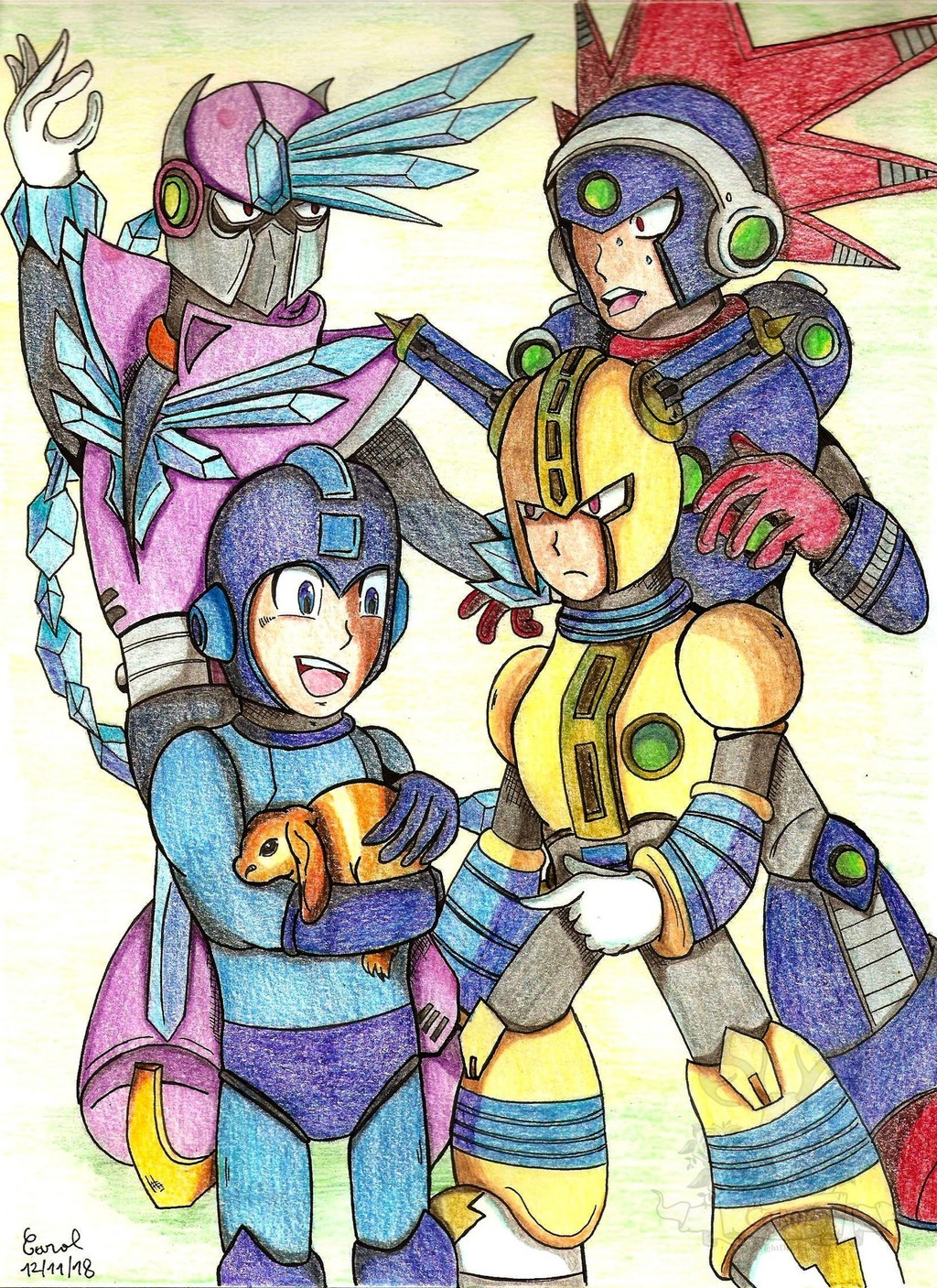 Robotmasters gen 11 ...