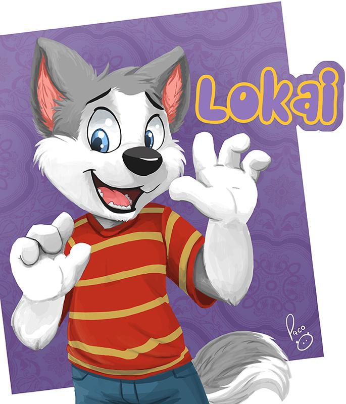 MFF badge: Lokai