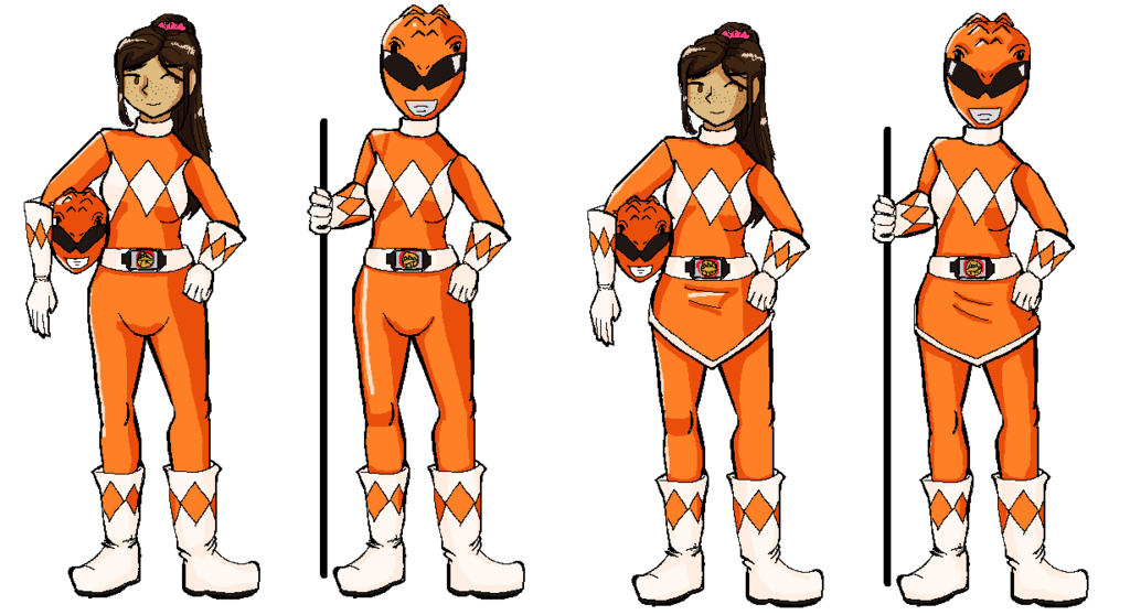 [MMPR Gift] Avalon Mitchell Suits