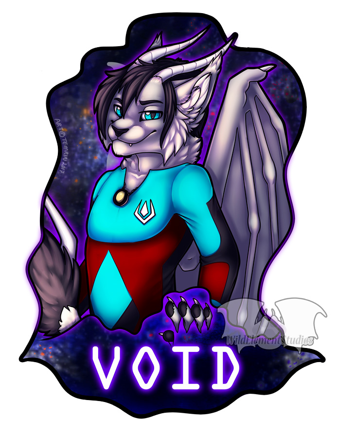 Most recent image: VF2017 - Void Badge