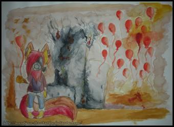 99 Luftballons/99 Red Ballons