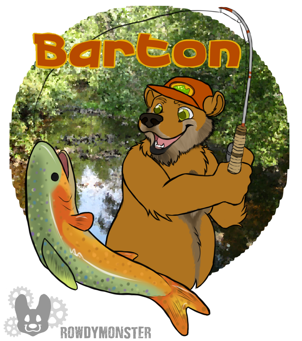 Barton Badge