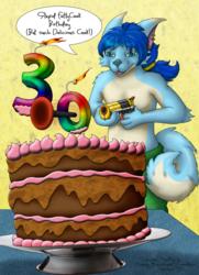 [Gift Art] Frosty's Birthday