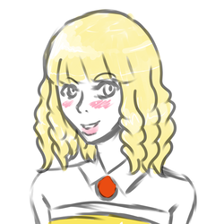 Gaia Online - Sketch - Alice
