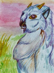 ACEO--Summery Colors