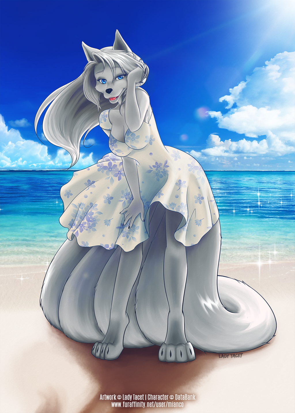 Most recent image: A day at the beach