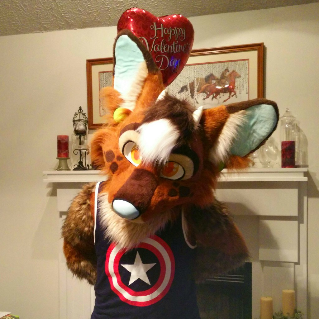 Most recent image: Will you be my Valentine?