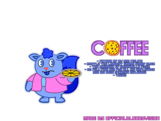 Coffee the Fox Dream Sheep (Regular Version)