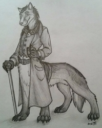 DonQuixote, Steampunk Wolftaur