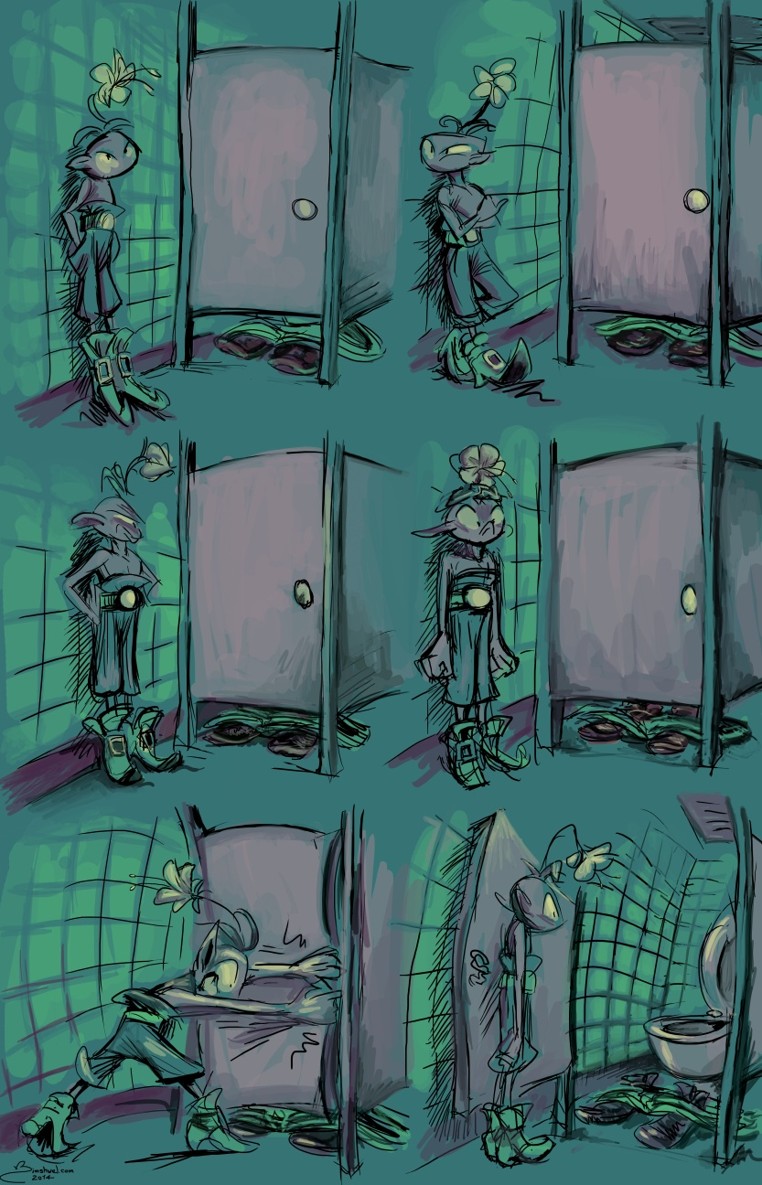 restless room