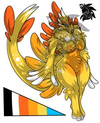 Female Songbird Lugia +Design+ (SOLD)