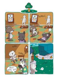 Zebra Crossing #36 [comic]