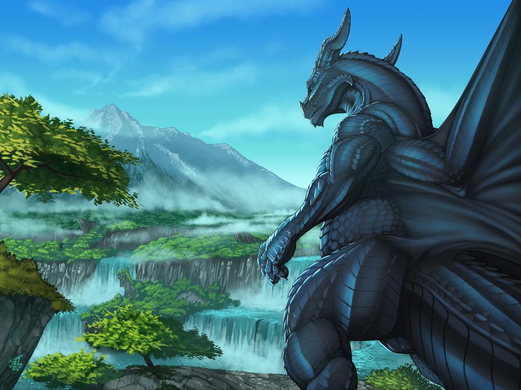 Most recent image: Kael's Vista