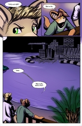 False Start Comic Issue #1 Page 16