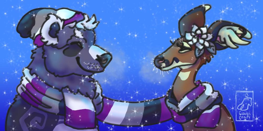 Let it Snow (Ace Pride)