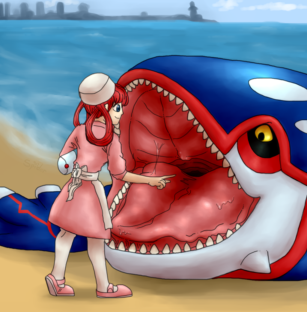Vore Commish--Kyogre Appears