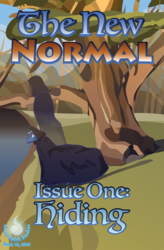 The New Normal - Issue One Title Page