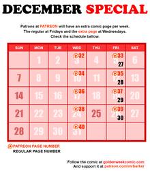 December Special at Patreon