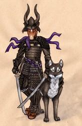 Lady Samauri