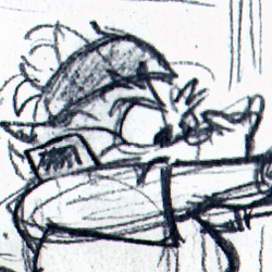 """Patreon Vignette: """"Too Small to Fit"""""""