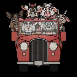 Possum County Pickup Truck (2014)