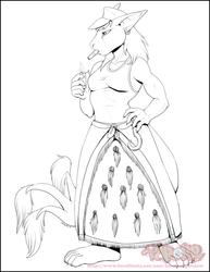Hyena Woman
