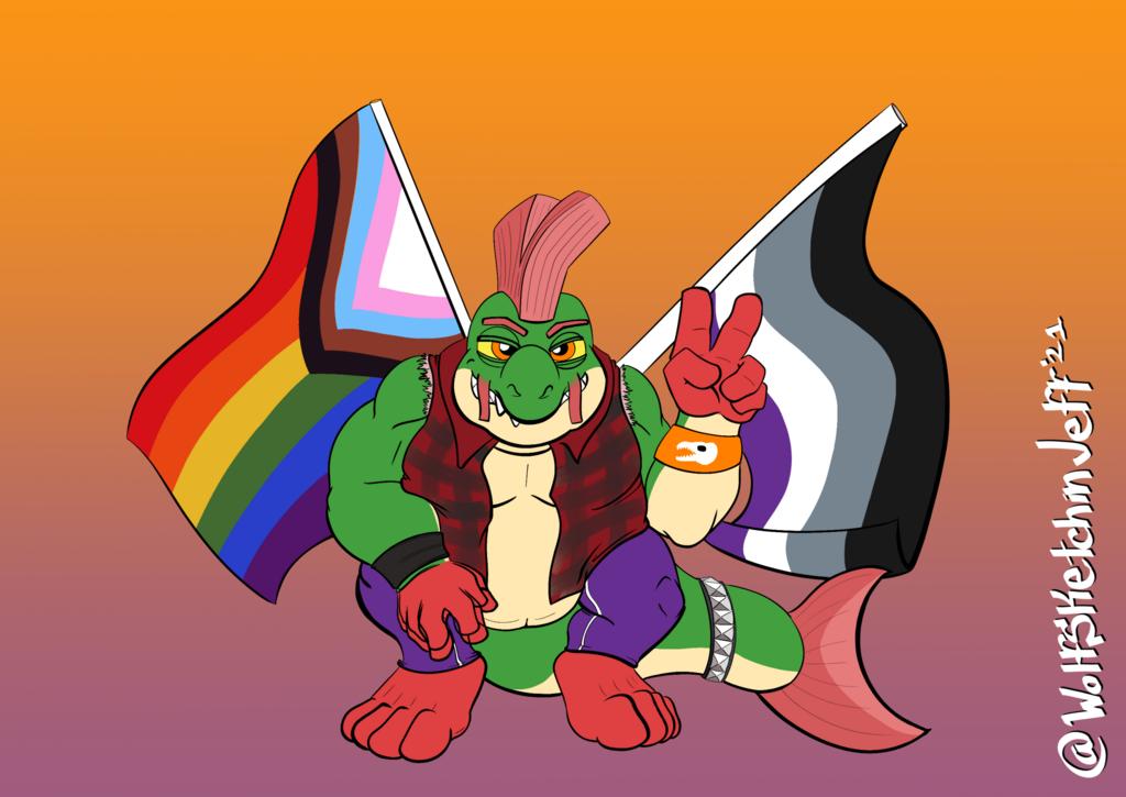 Pride Roe 2021